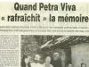 Corse Matin du 23 juillet 2003