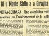 Corse Matin du 27 août 1976