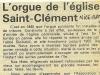 Corse Matin du 28 août 1977