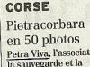 Le Figaro du 30 juillet 2001