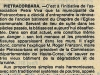 Le Provençal du 13 mai 1977