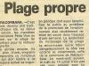 Le Provençal du 19 juillet 1978