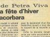 Le Provençal du 4 janvier 1979