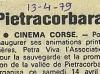Le Provençal été 1979