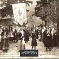 1913 - Procession de Saint Clément, le saint patron de l\'église paroissiale