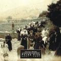 1916 - Procession du Vendredi saint à Lapedina suttana sur le chemin de la Croce
