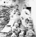 1900 - Classe à Lapedina suprana