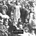 1915 - Classe à Lapedina