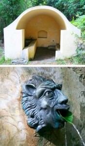 Fontaine + Mascaron