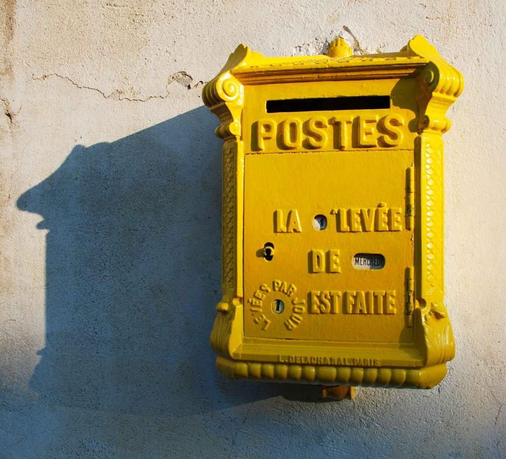 Boîte aux lettres Mougeotte.Mai 2011. Photo D.A.