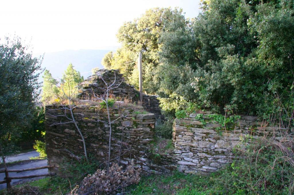 Ce qu'il reste de Saint-Guillaume. Décembre 2010. Photo D.A.