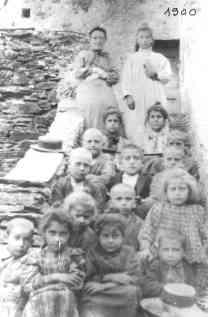 Classe de 1900 à Lapedina