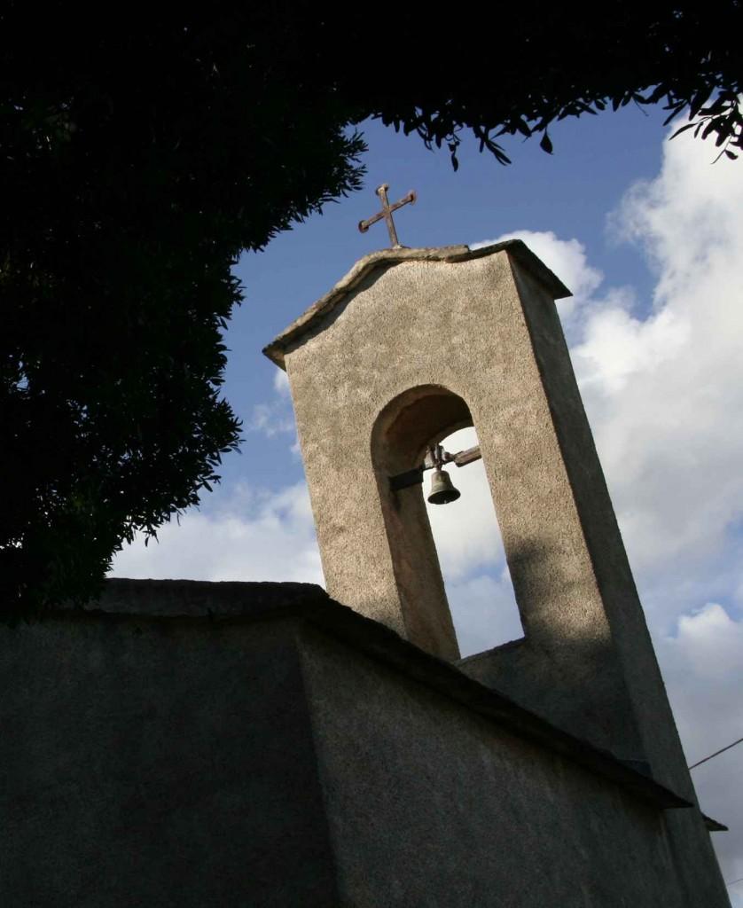 Clocheton de Saint-Antoine de Padoue. Décembre 2011. Photo D.A.