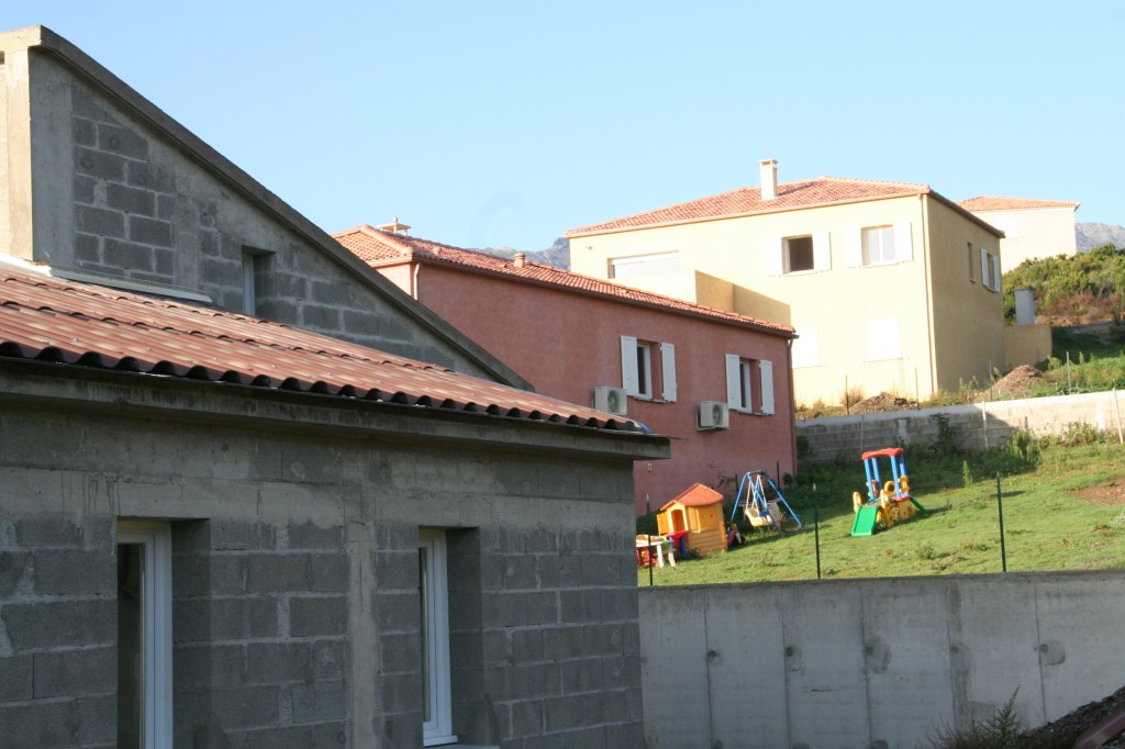 Lotissement du Santuariu. Photo D.A.