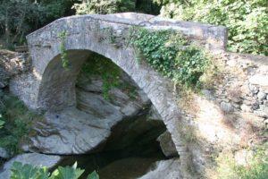 Pont du Guadubughju. Août 2011. Photo D.A.