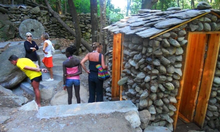 Journées portes ouvertes au Mulinu vivu
