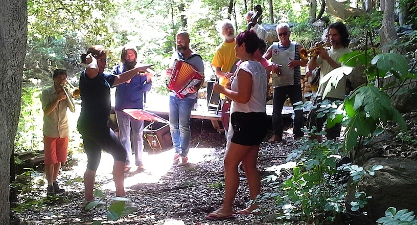 Fête au Mulinu Vivu - Petra Viva